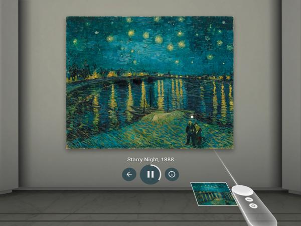 Explora todo el mundo con Google Arts and Culture