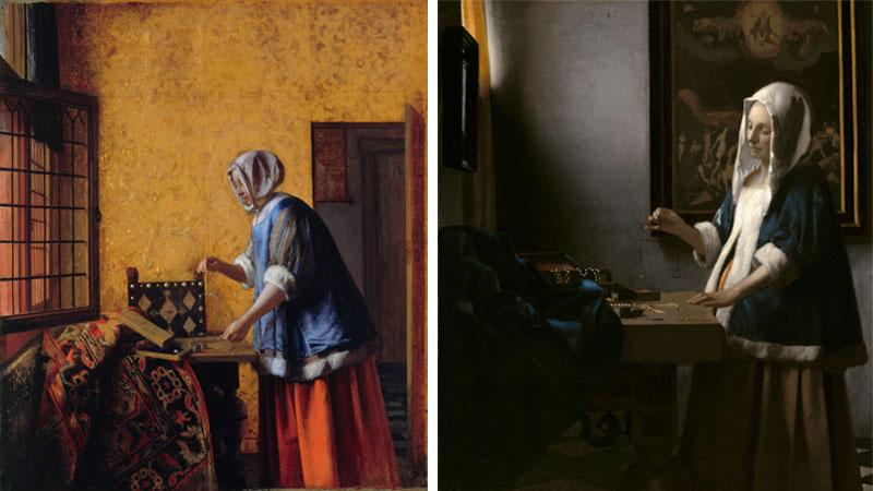 Vermeer y sus secuaces