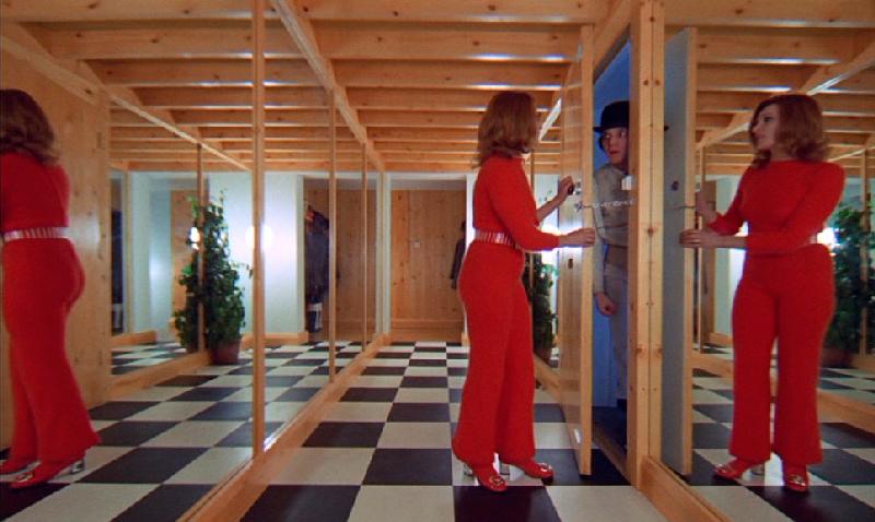 El ojo arquitecto de Stanley Kubrick