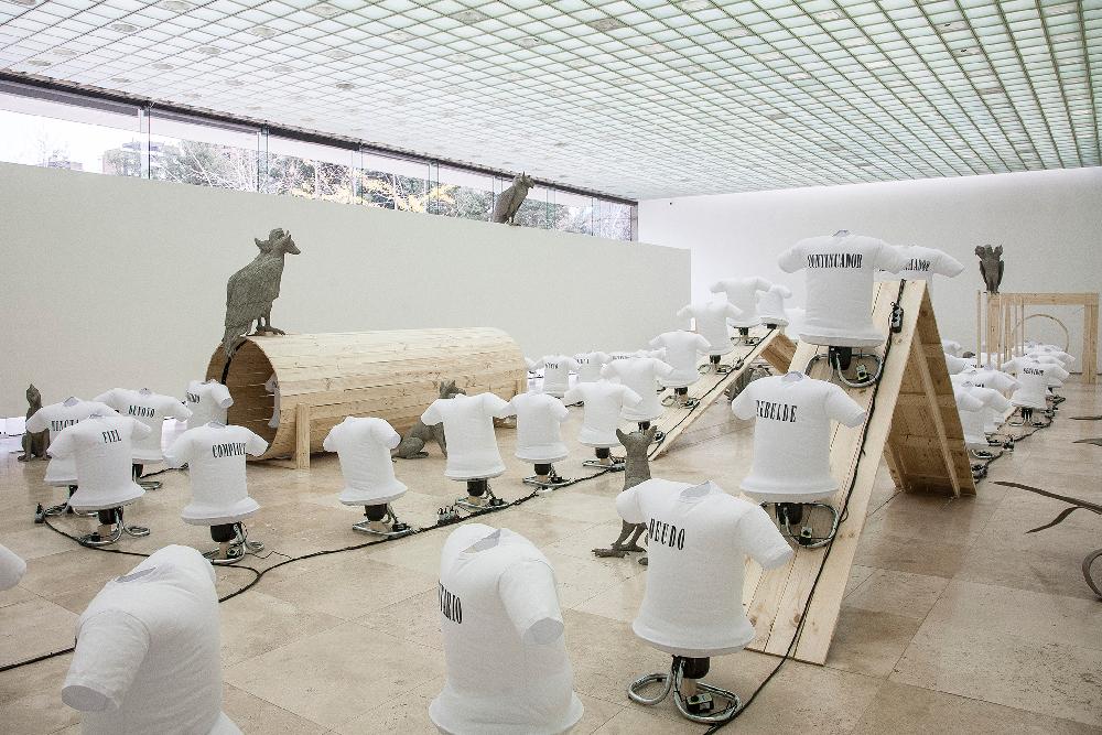 Arte contemporáneo del Perú: La realidad estratificada en cuatro artistas de la frontera
