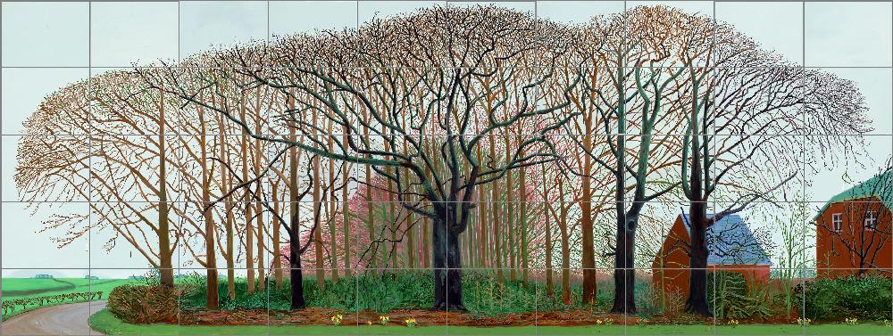 El incansable David Hockney