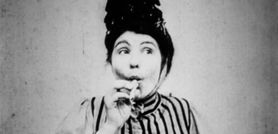 La mujer que ayudó a inventar el cine