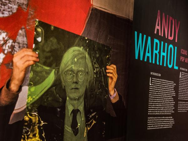 Inspiraciones: Andy Warhol