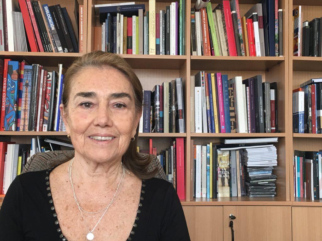 Maritza Parada asume dirección de la DIRAC