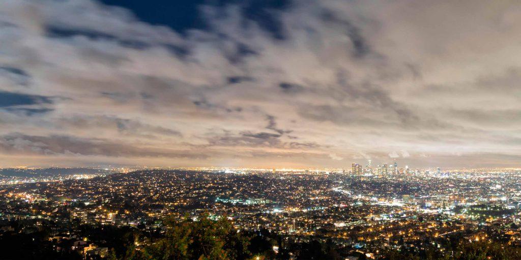 LOS ANGELES O LA RUINA COMO LUGAR