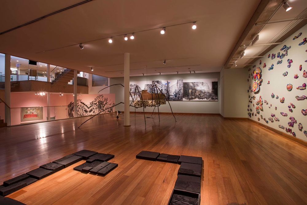 Museo de Artes Visuales  «Los dominios perdidos»