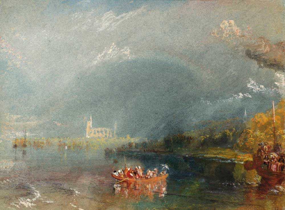 J.M.W. Turner. Acuarelas. Tate Collection