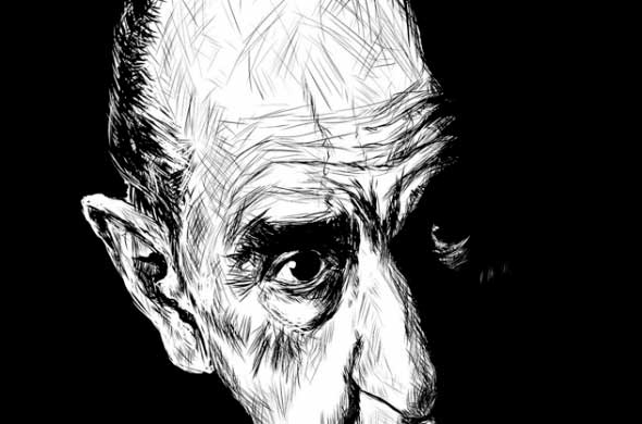 Viejo centenario