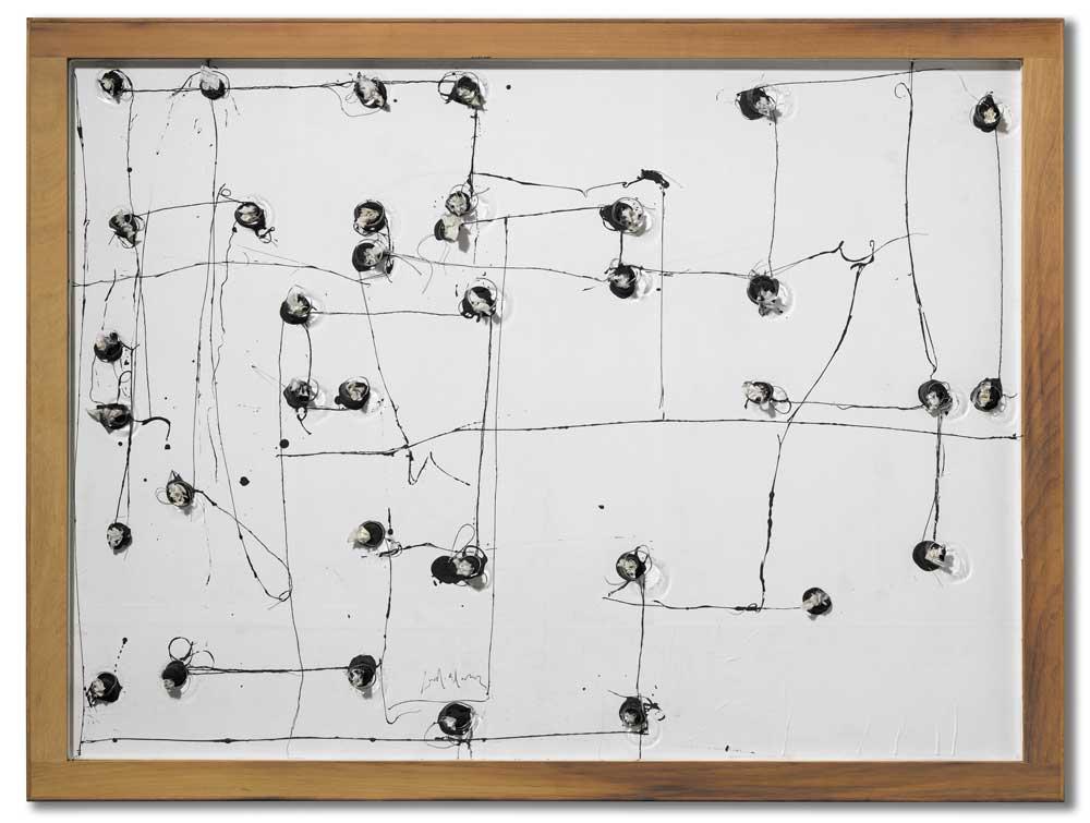 El silencioso y elocuente mundo de Jordi Alcaraz