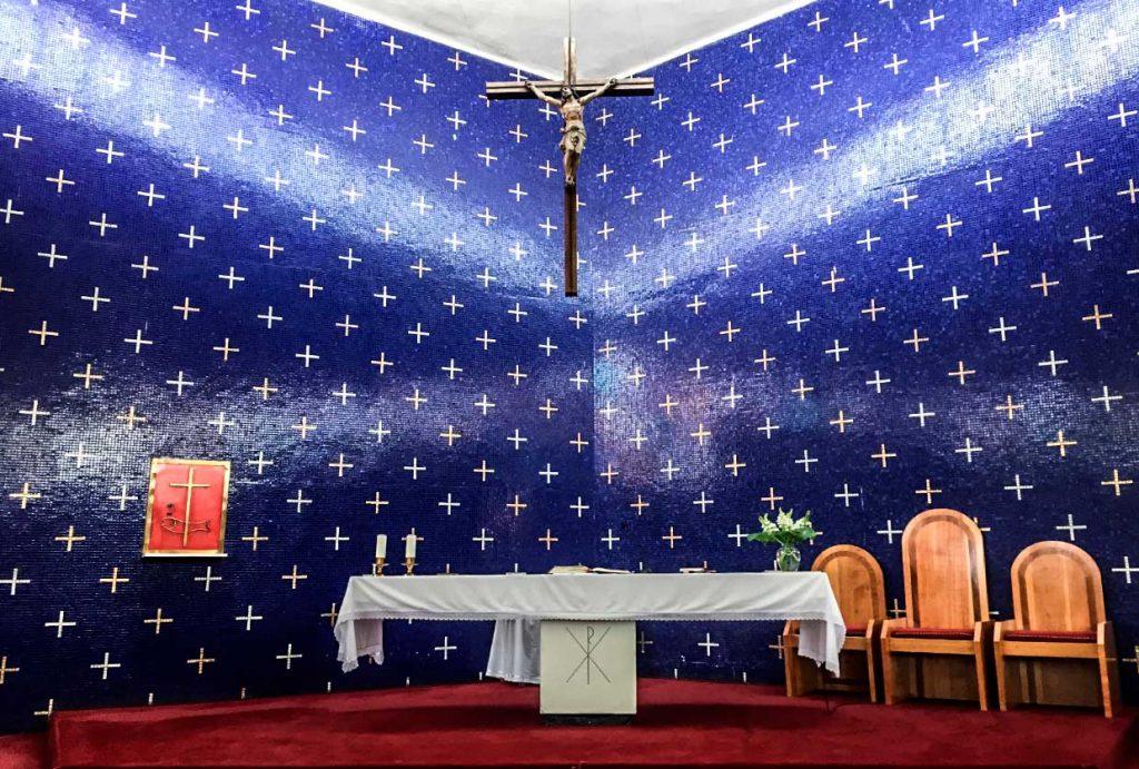 La parroquia de la Sagrada Familia y la Modernidad local