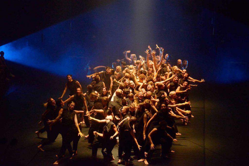 La danza sin fronteras de Jose Vidal