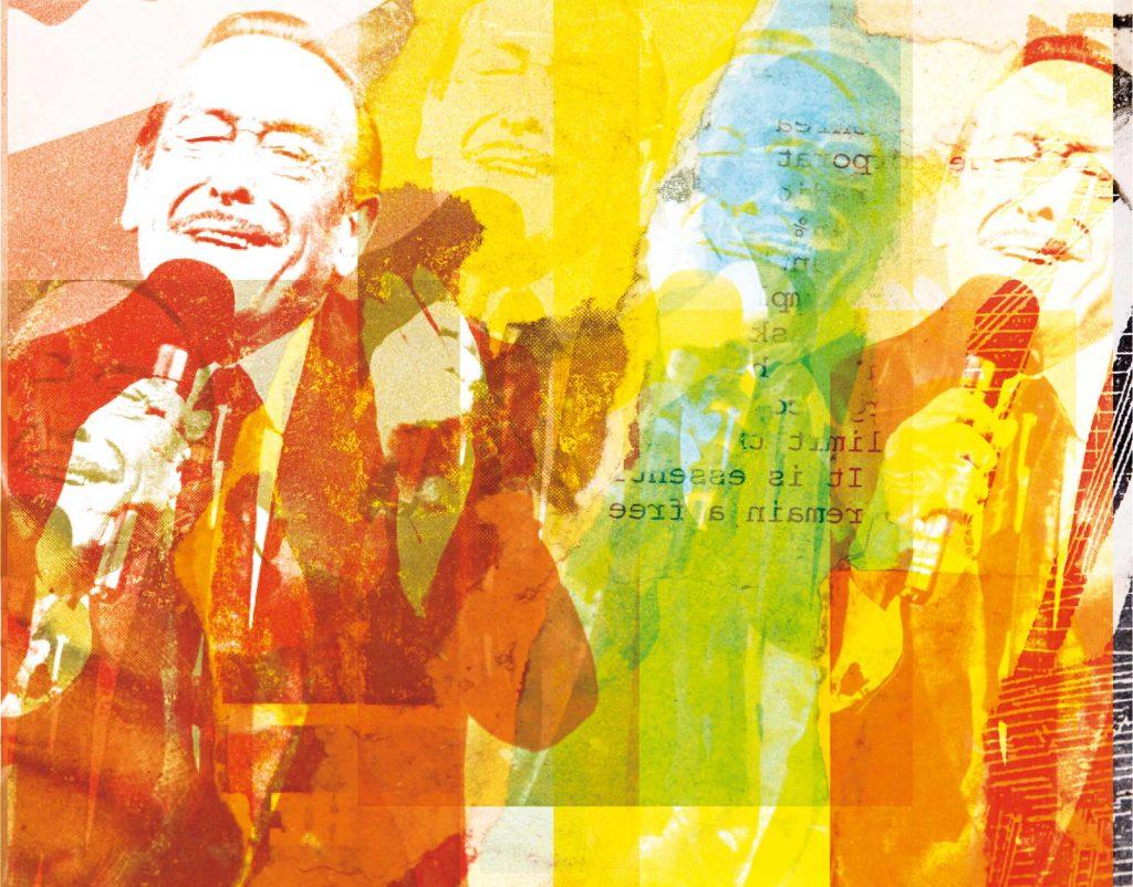 La última curda: Roberto Goyeneche y la reinvención del tango