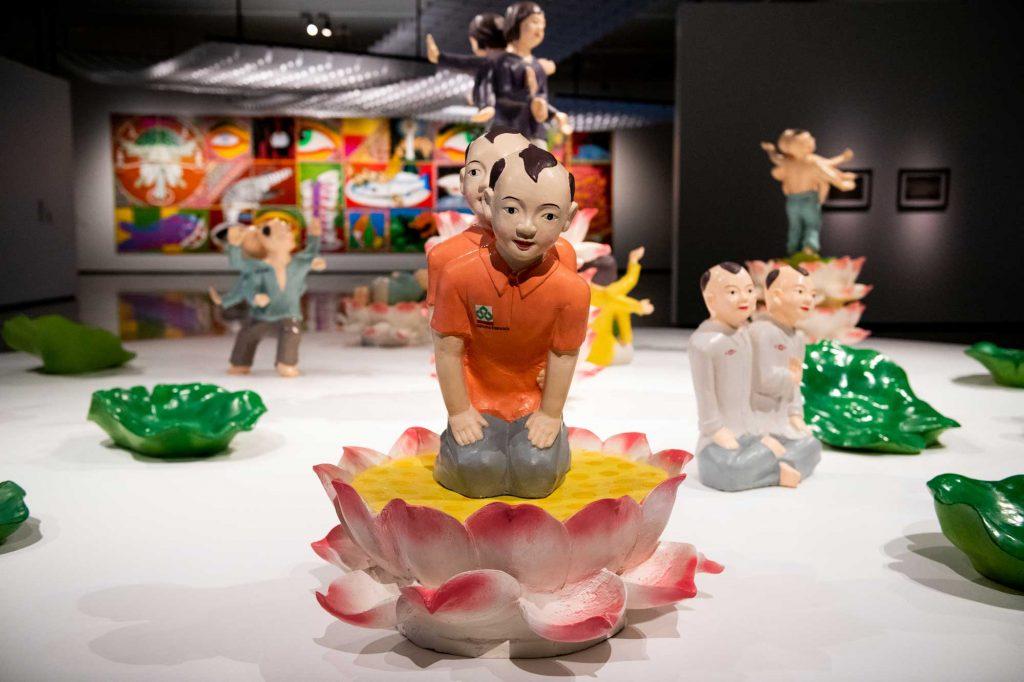 Selección de la Trienal Asia Pacífico de la Queensland Art Gallery | Gallery of Modern Art