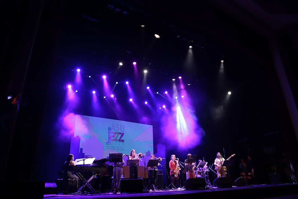 El jazz, en tierras guaraníes