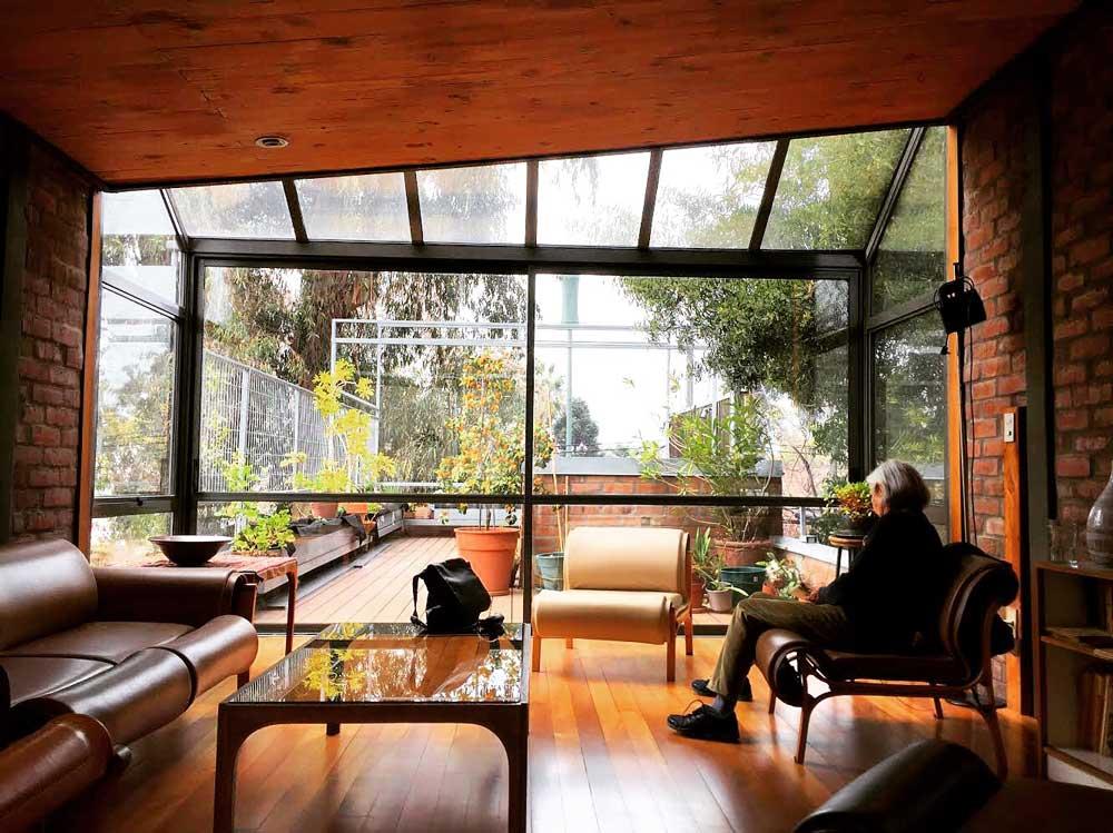 Casa Valdés, la casa del arquitecto