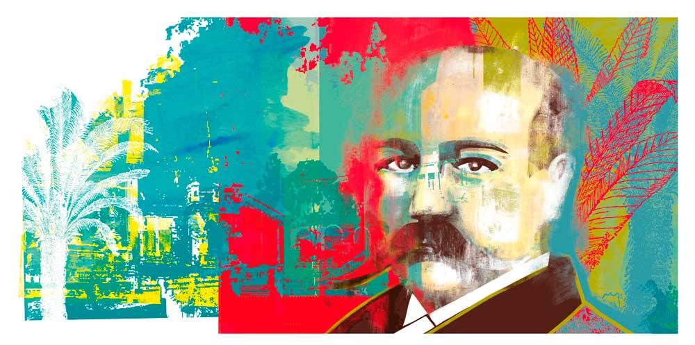 El fundador del Chile moderno