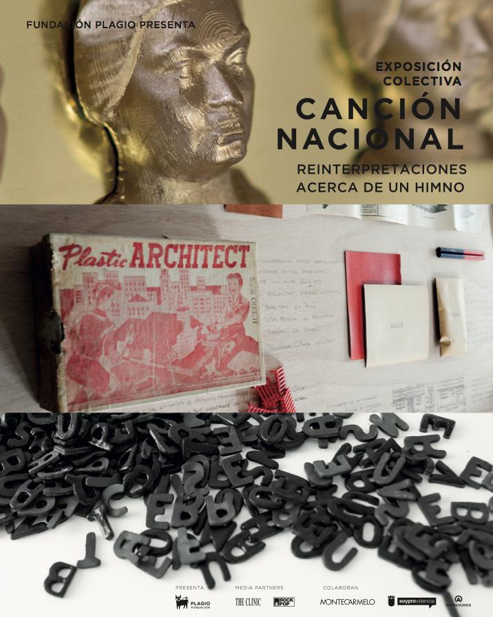 Fundación plagio reune a destacados artistas en exposición que cuestionan el concepto de identidad nacional