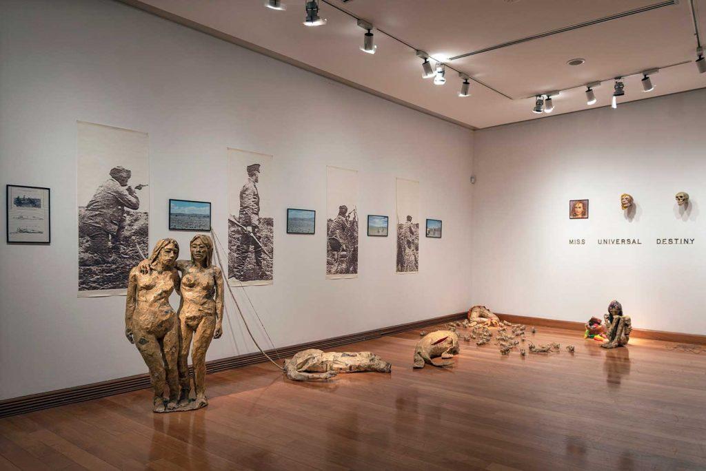 «Mundo Situado» Museo de Artes Visuales, MAVI