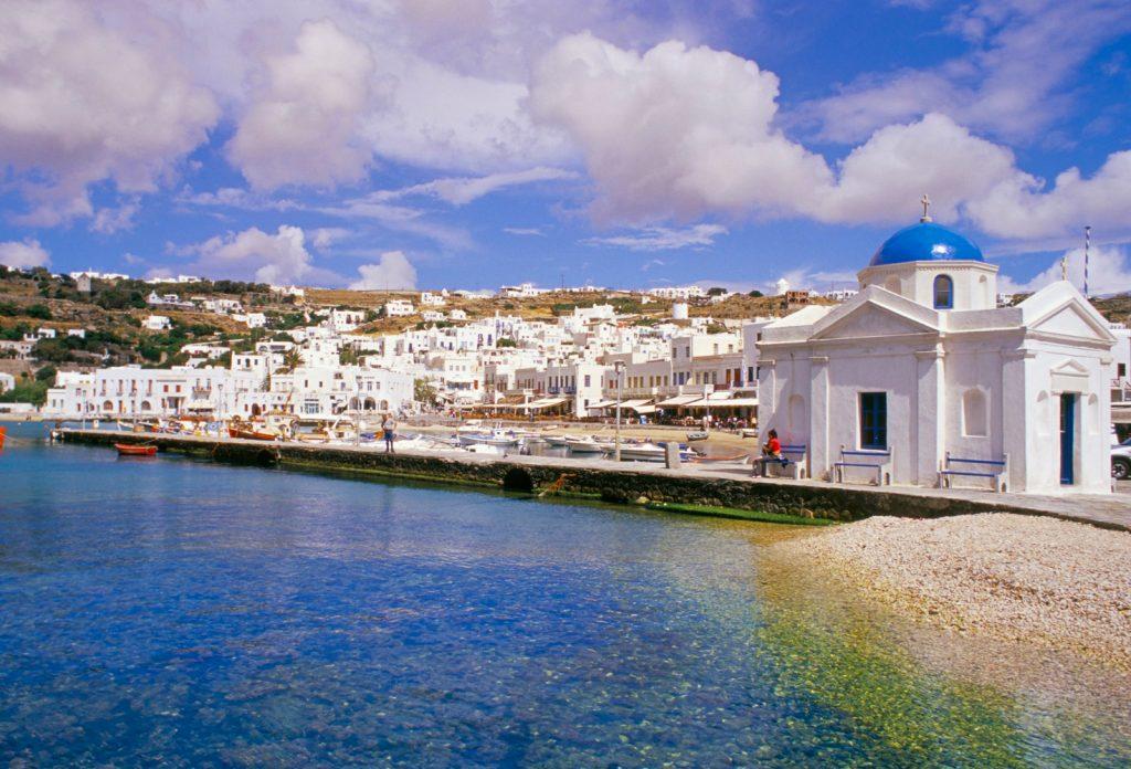 Una joya en el Egeo