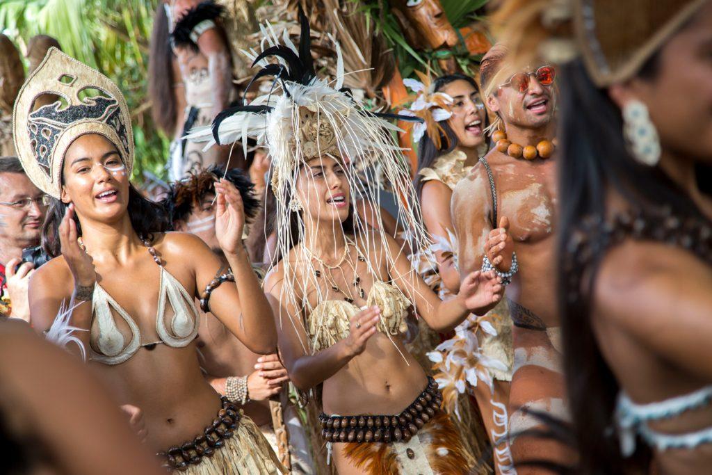 Tapati en Rapa Nui/ El cambio de paradigma viene bailando
