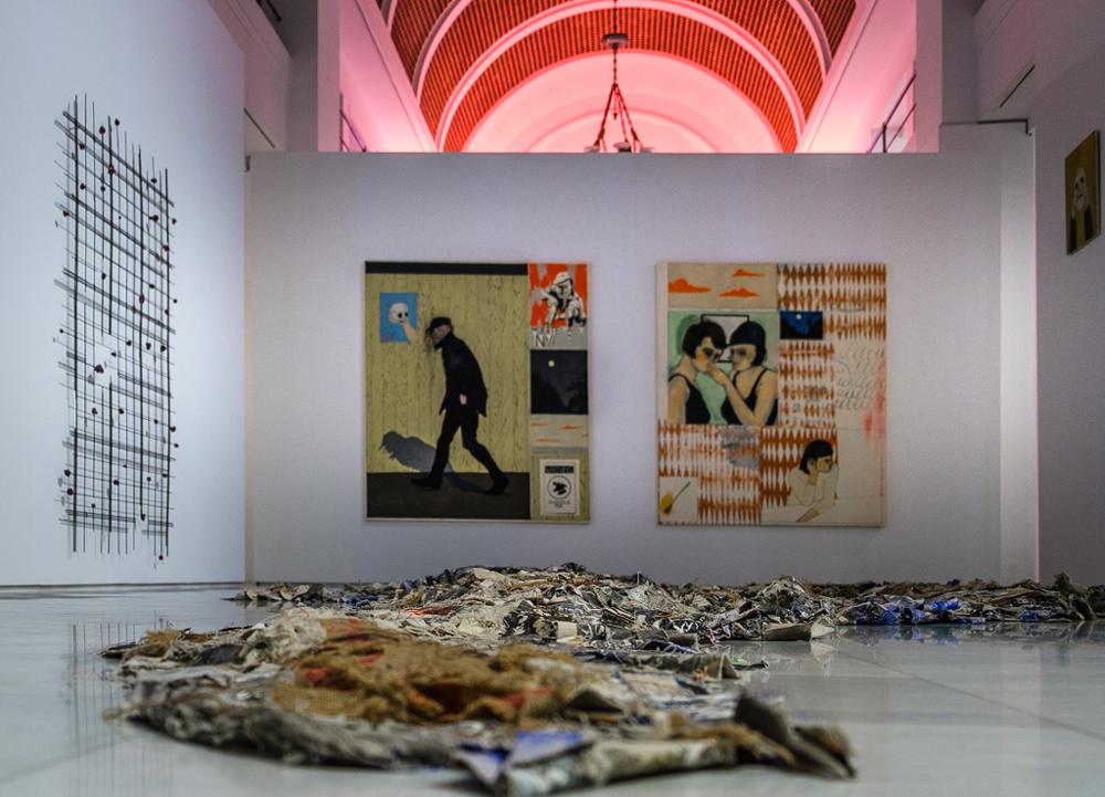 «Gran Sur: Arte contemporáneo chileno en la Colección Engel»