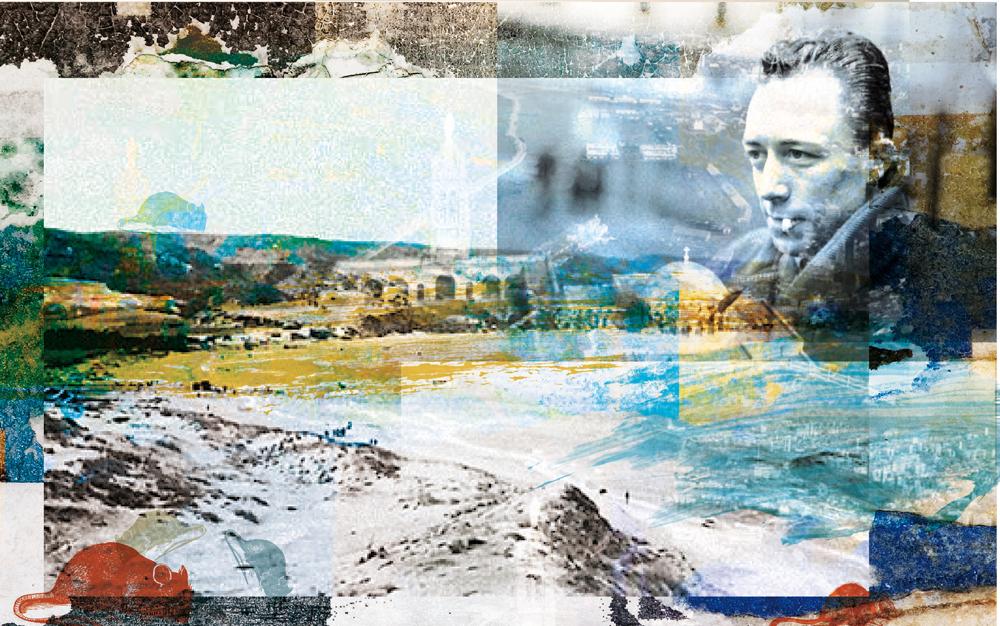 «La Peste», de Albert Camus: Bajo amenaza Aislamiento, exilio y muerte