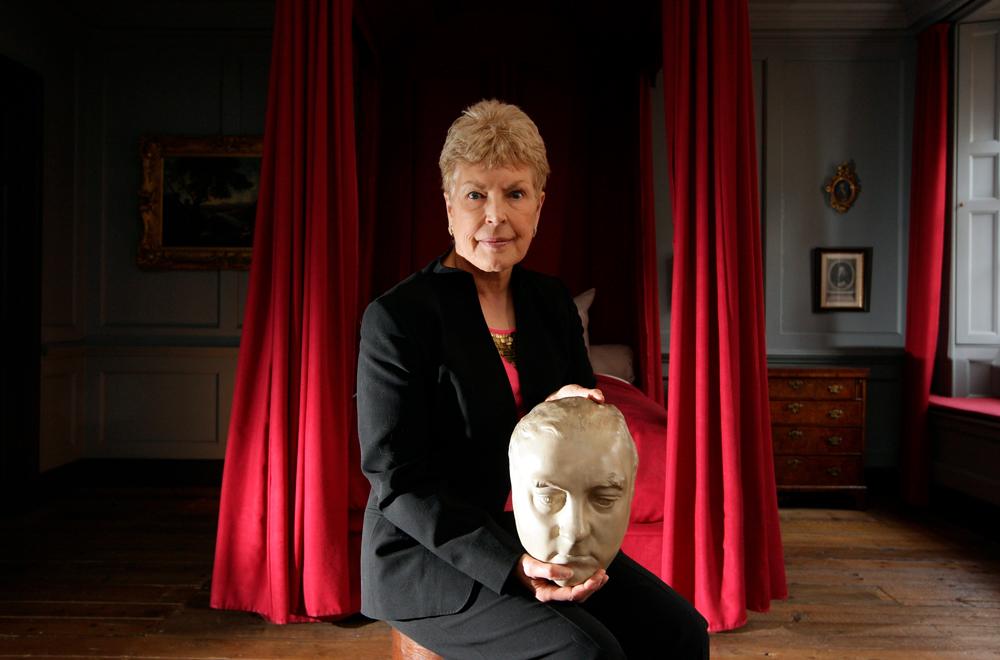 Ruth Rendell, la reina del crimen, a cinco años de su partida