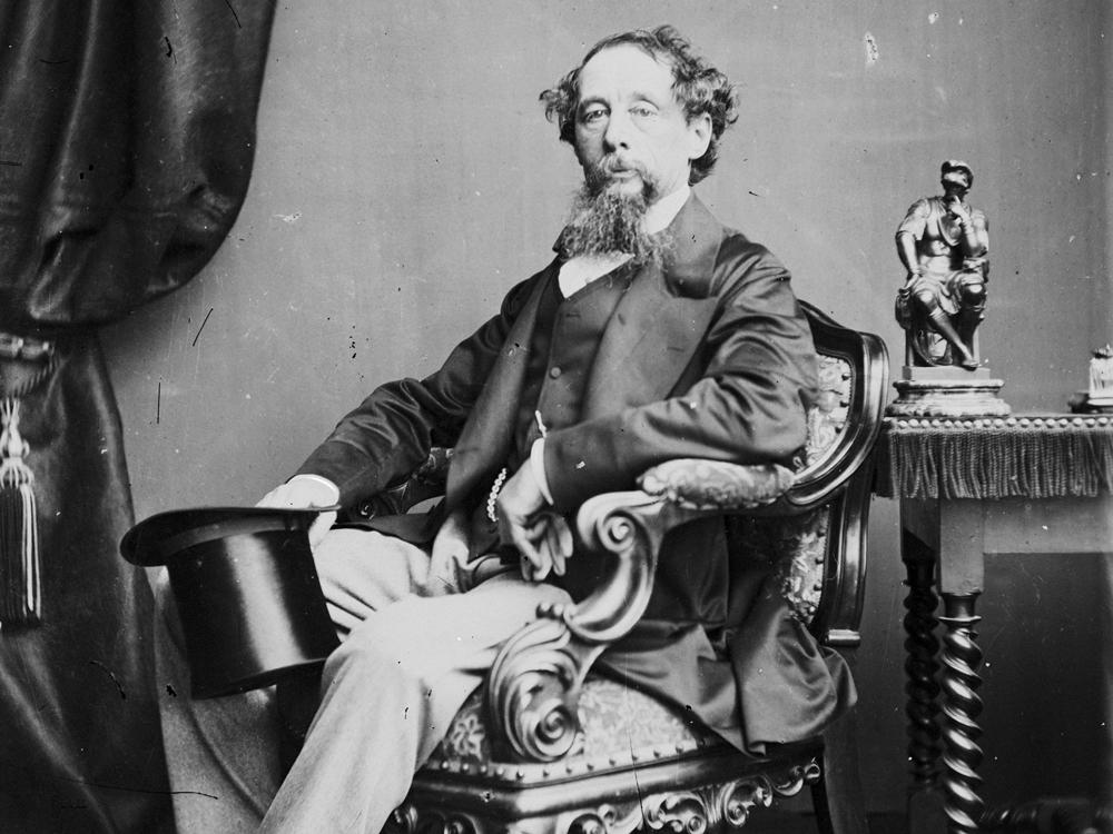 Charles Dickens a 150 años de su muerte