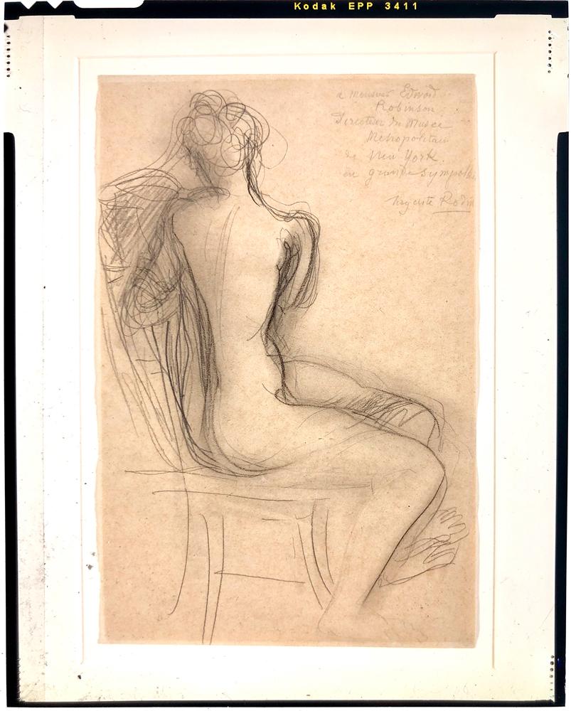 Rodin y su tentativa de inmortalidad