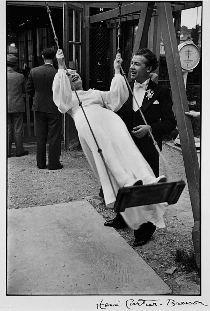 Una mirada íntima a Cartier-Bresson