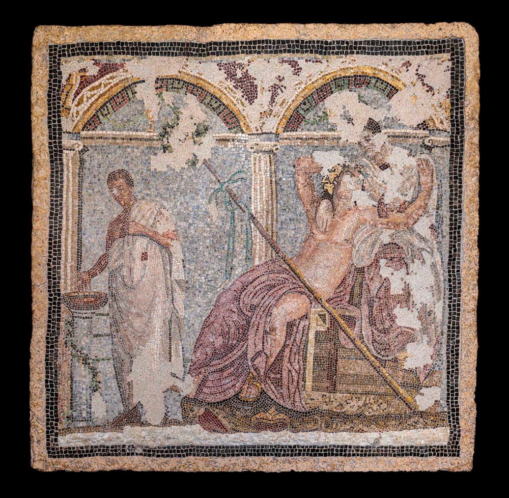 Hasta el 2 de noviembre: Pompeya en el Grand Palais de París