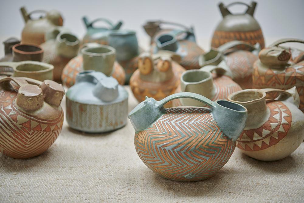 Creando seres vivos en cerámica