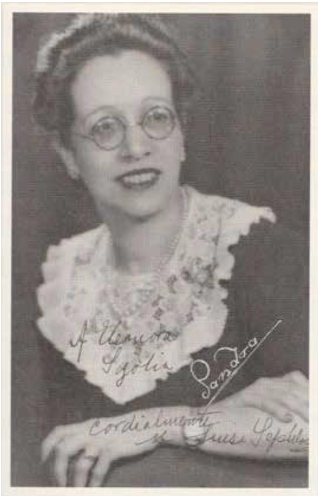 María Luisa Sepúlveda: La primera de las primeras