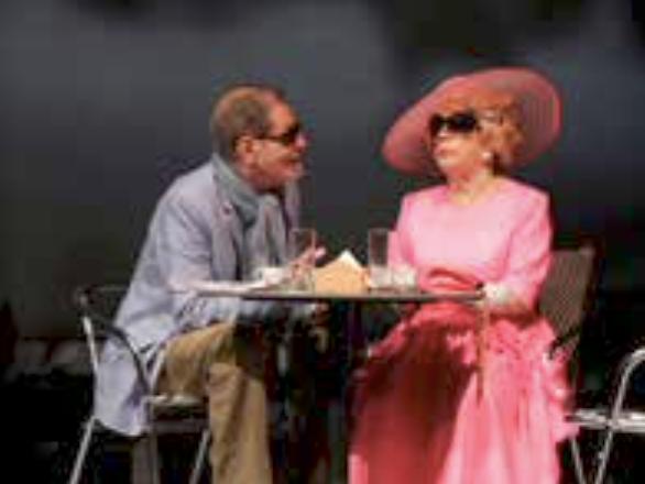 Alejandro Sieveking vuelve a la vida en el Teatro Nacional