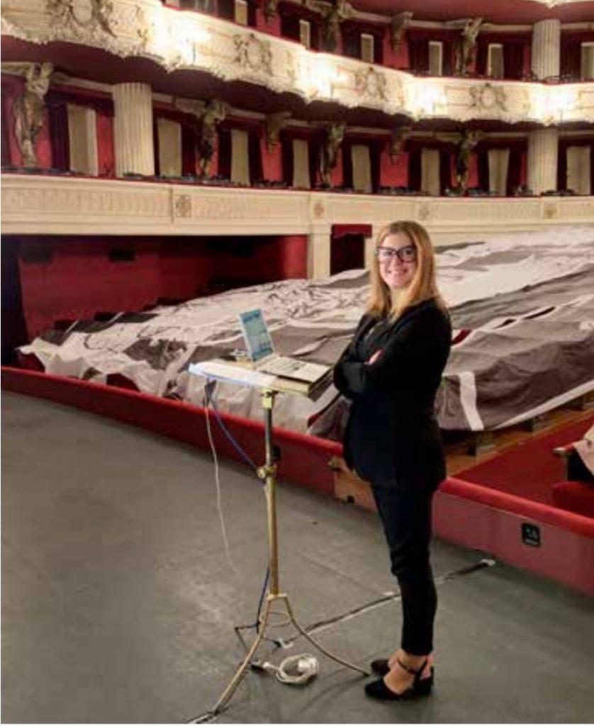 El debut del Teatro Municipal en manos femeninas
