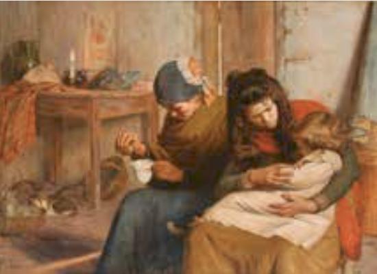 La muerte en el Museo Nacional de Bellas Artes