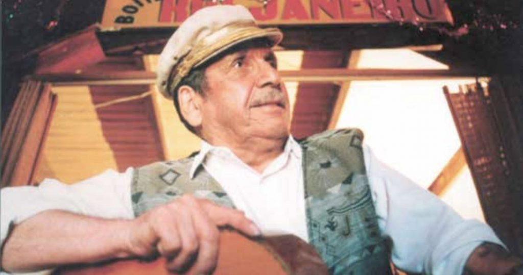 Roberto Parra, roto choro y artista de primera línea