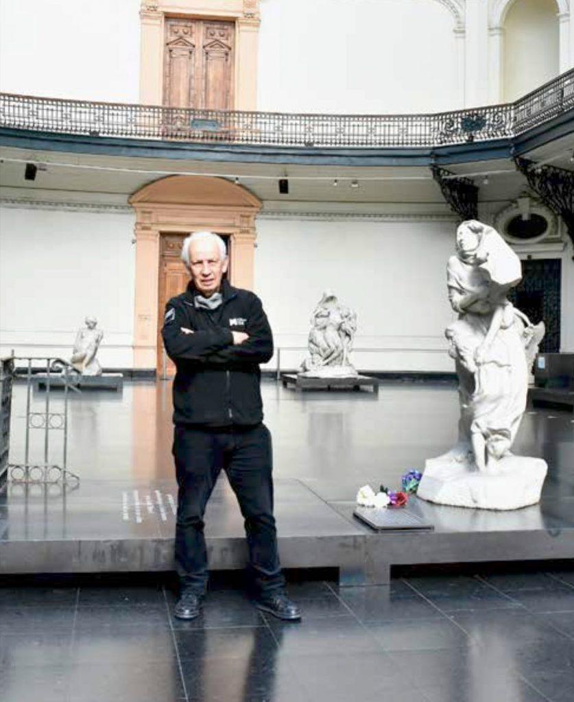 Paso a paso avanza la nueva regencia del Museo Nacional de Bellas Artes