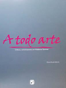 «A todo arte» AL FIN WALDEMAR SOMMER