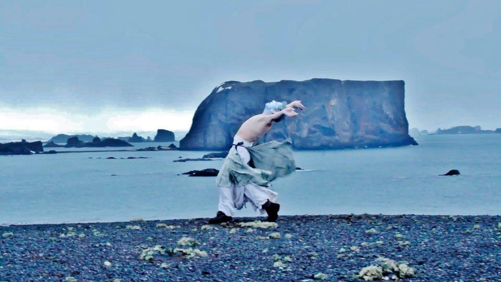La danza en cuarentena de Italo Tai