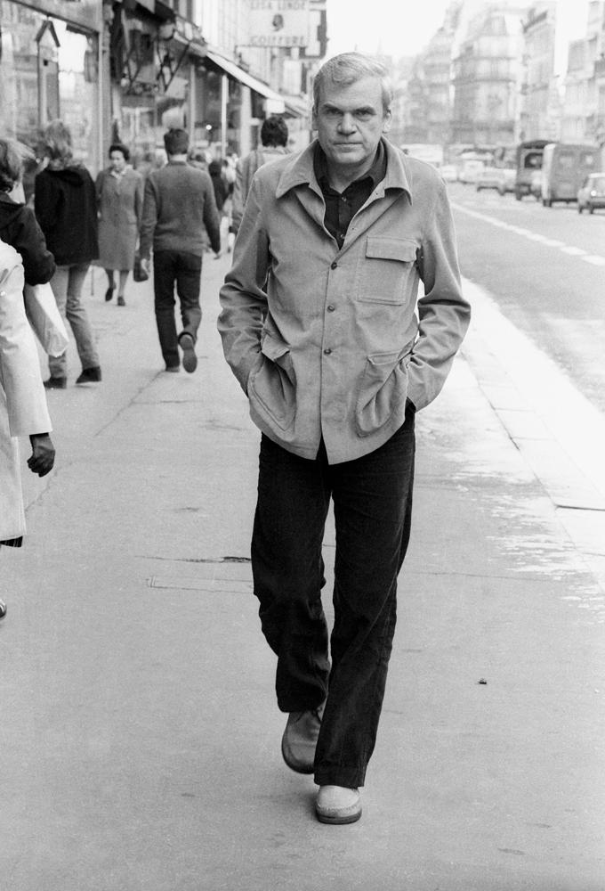 Milan Kundera  ¿Cuál es tu peso? ¿Cuál es tu levedad?
