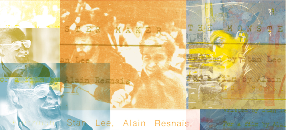 Stan Lee y Alain Resnais Las películas imaginarias