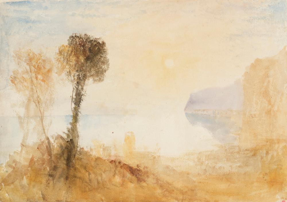 Turner lleva el Támesis a París