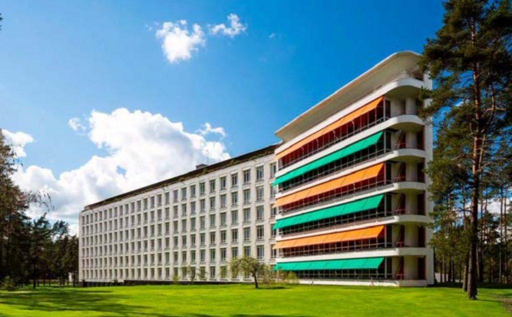La arquitectura como vacuna