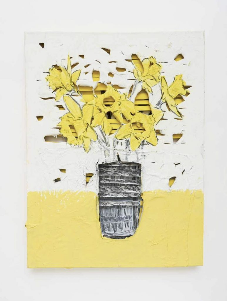 Felipe Cusicanqui – Demoliendo naturalezas muertas con narcisos